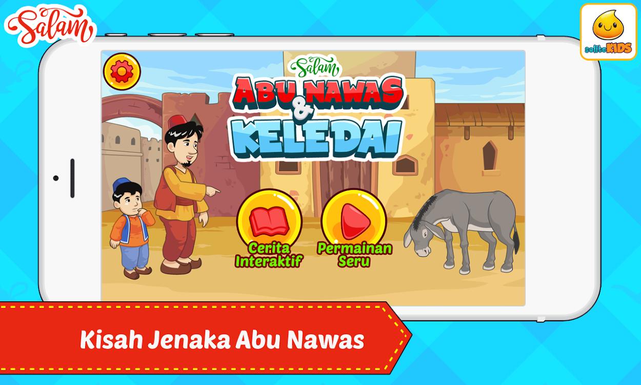 Abu Nawas Dan Keledai – Android Apps — AppAgg
