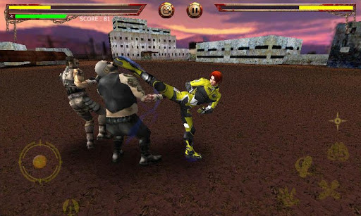 Fighting Tiger - Liberal screenshot 3