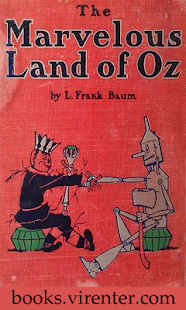 The Marvelous Land of Oz- screenshot thumbnail