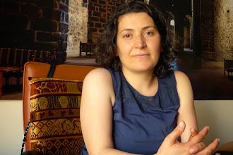 Photo: Cevahir Sadak Düzgün, Culture and Turism Manager of the Diyarbakir Municipality, Diyarbakir, North Kurdistan, (Turkey), 2013