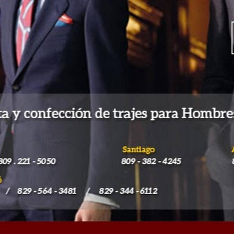 D  Caballeros Trajes Elegantes - Tienda de ropa formal en Santo Domingo b6f5512224ba