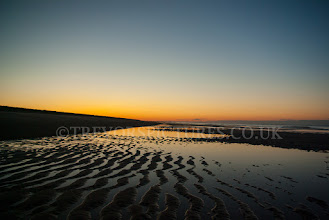 Photo: 9.15 PM AT HUTTOFT IN JUNE
