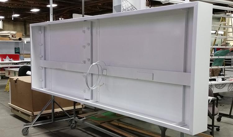 Fascia Sign Cabinet - Box Signs | BLANCHETT NEON SIGNAGE