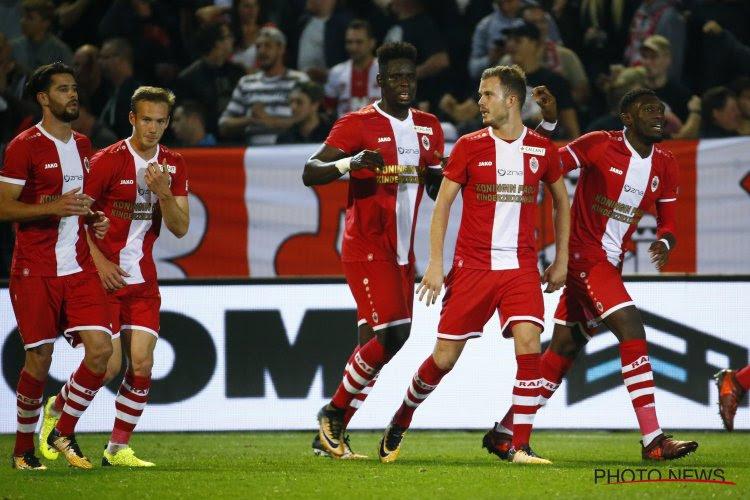 """Antwerp dolgelukkig - """"We staan derde, wie had dat gedacht?"""" - maar ook scherp """"Volgende week een muur tegen Brugge en dan weer slechtste ploeg van België zeker?"""""""