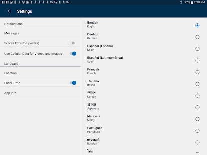 App NBA App APK for Windows Phone