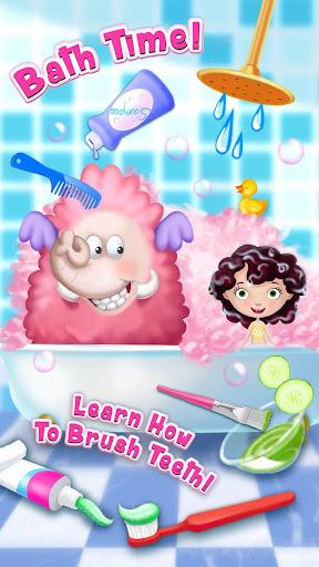 Miau2019s Secret Pet - Fluffy Pink Elephant Care 1.0.109 screenshots 7