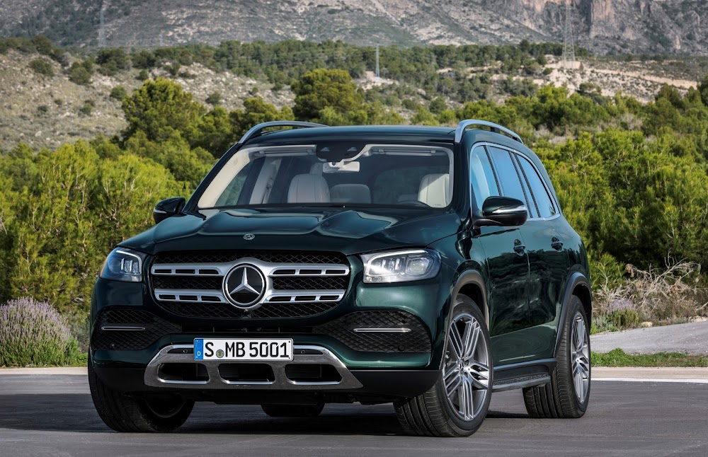 FIRST DRIVE | No situation fazes the 2020 Mercedes-Benz GLS