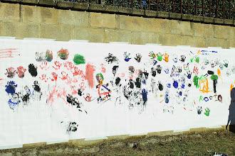 Photo: Boletín 123 - Mural infantil