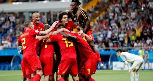 Los jugadores de Bélgica se juegan una pasta.