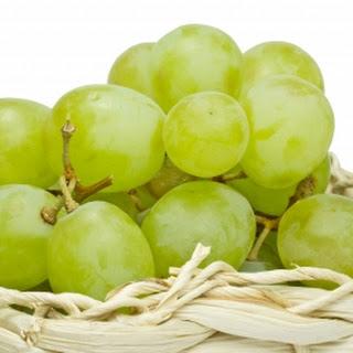 Sour Grape Smoothie.