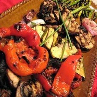 Eggplant Mixed Grill Recipe
