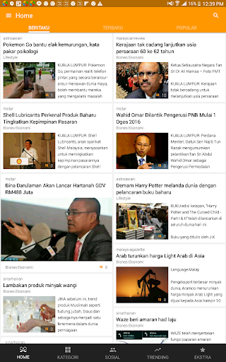 BaBe - Baca Berita  screenshots 7