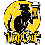 Logo for Hopcat Brewery