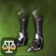 熟練の宿命のブーツ