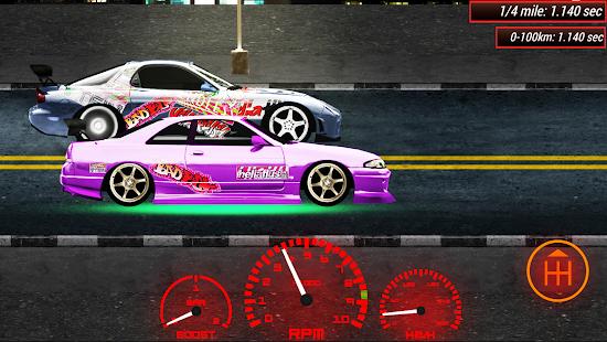 drag racing 3d apk mod