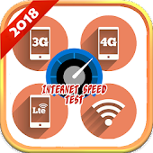JR-Speed Test 3G, 4G, 5G, LTE, Wifi