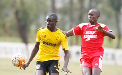 Wazito star Odhiambo focuses on coronavirus sensitization