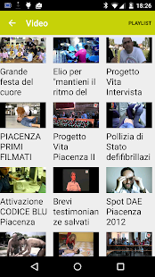 Progetto Vita- screenshot thumbnail