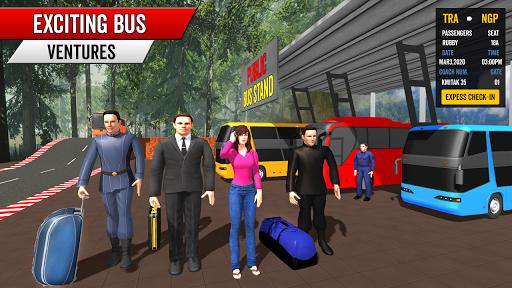 Coach Bus Driving Simulator 2020: City Bus Free 0.1 screenshots 6