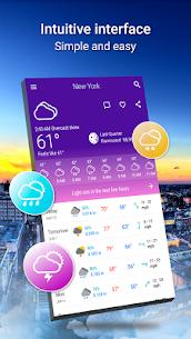 Descargar Weather Forecast 14 days – Live Radar by Meteored para PC ✔️ (Windows 10/8/7 o Mac) 1