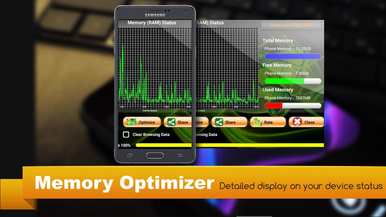 Memory Optimizer FREE- screenshot