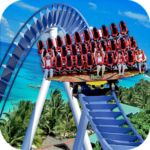 Orlando's Theme Park Coaster for PC and MAC