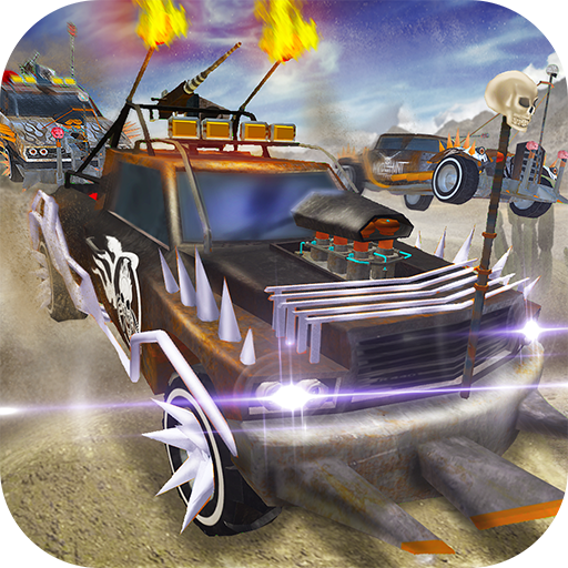 Death Rally Racing: Fury Offroad