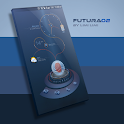 FUTURA02 for kustom KLWP icon