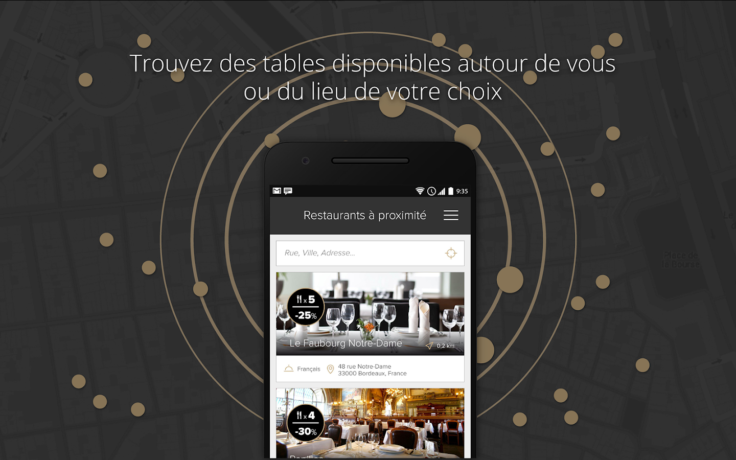 Lastable Restaurants- screenshot