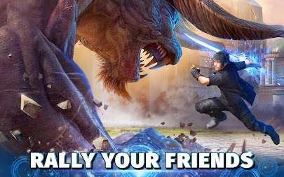Final Fantasy XV: A New Empire APK screenshot thumbnail 9