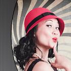 女性の帽子の写真のカメラ icon