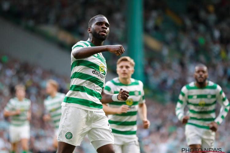 Porté par Odsonne Edouard, le Celtic lance parfaitement sa saison