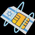 Prepaid Israeli SIM & Topup icon