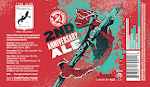 Roughtail 2nd Anniversary Ale