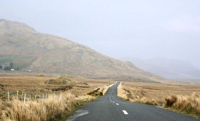 Strada irlandese di marfy