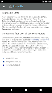New Horizons Services Ltd - náhled