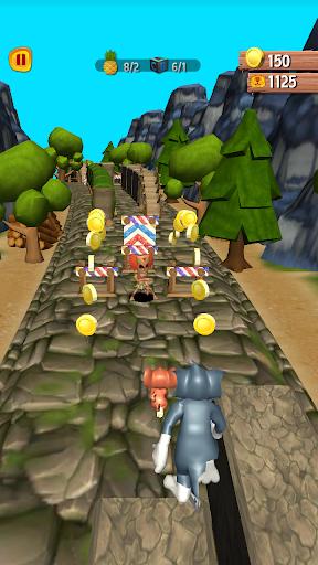 Subway Tom Rush : Jerry Escape 2.5 screenshots 5