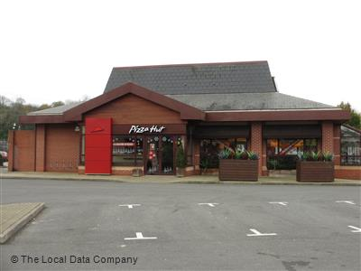 Pizza Hut On Station Road Restaurant Pizzeria In Town