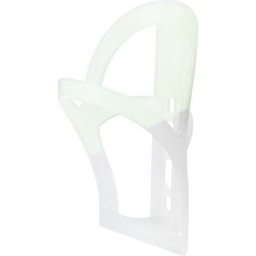 Velocity Bottle Trap Thermoplastic Water Bottle Cage - Glow in the Dark