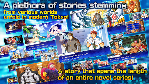 Tokyo Afterschool Summoners painmod.com screenshots 3