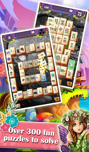 Mahjong Magic Lands: Fairy King's Quest apktram screenshots 11