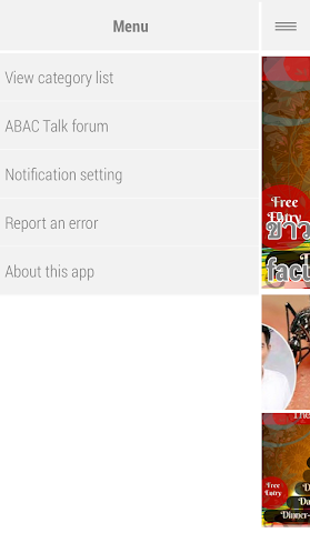 android ABACTODAY Screenshot 2