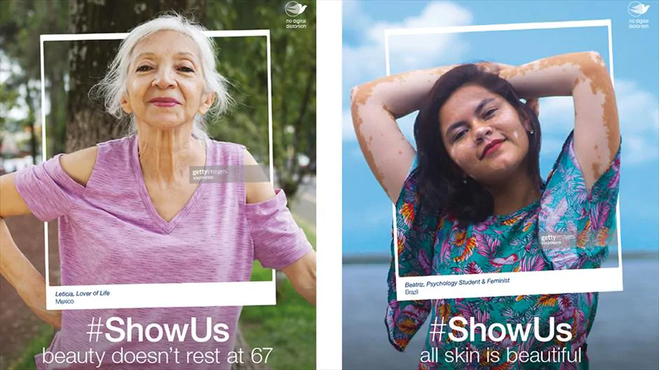 Dove's #ShowUs project is pushing forward the marketing trend of representing real people in advertising