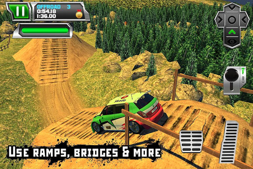 Offroad Trials Simulator 2.1 Mod screenshots 4