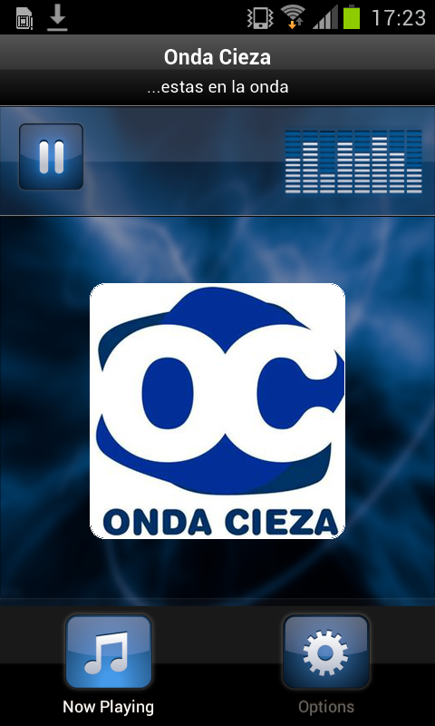 Onda Cieza- screenshot