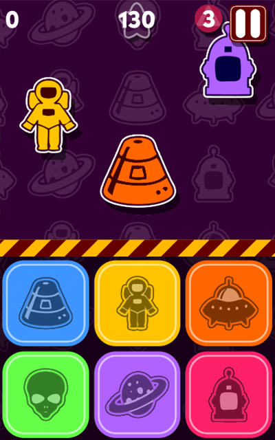 Color Shape- screenshot