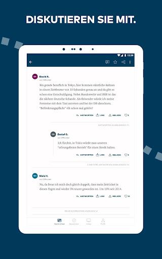 WELT News – Nachrichten live  screenshots 21
