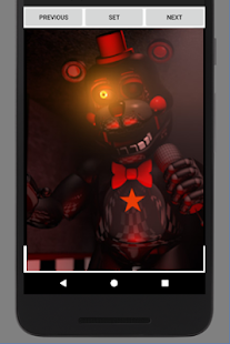 Freddy's 6 Lefty Wallpapers FFPS - náhled