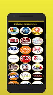 EMISORAS DOMINICANAS - náhled