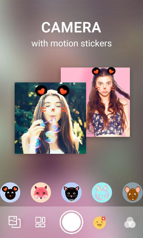 Photo  Plus - Makeup Beauty Collage Maker- screenshot